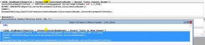NAV 2015 - Bug Gutschriften als Email senden - alle Gutschriften werden angehängt