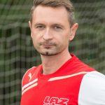 Rene Gayer als (Fussball?)Trainer auf der DYNA-FAIR